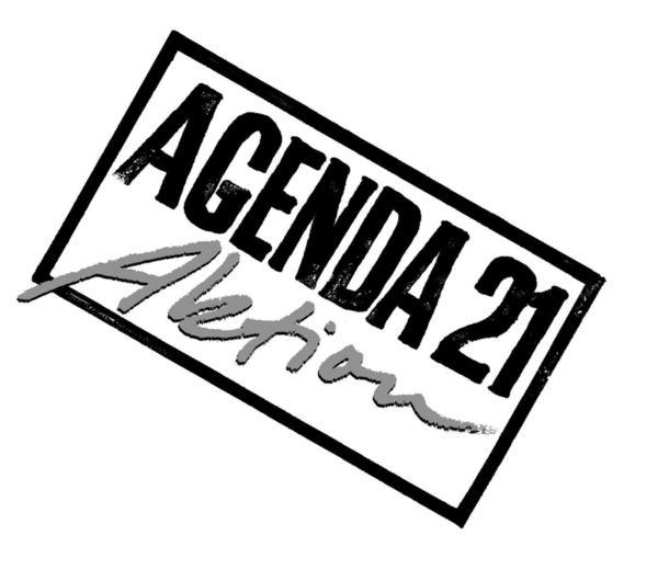 Agenda Aktionen Logo