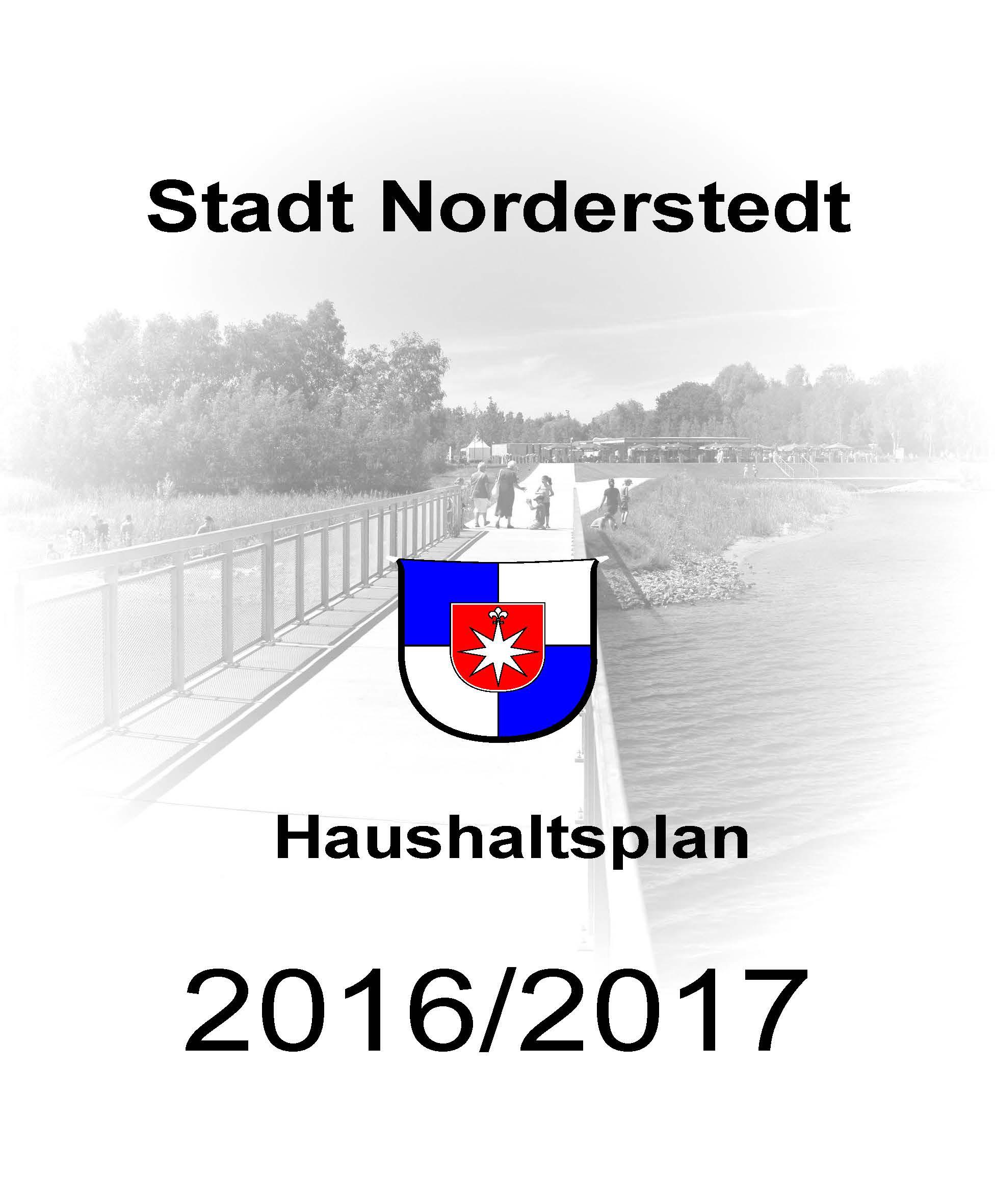 Haus Norderstedt: Stadt Norderstedt / Haushalt Der Stadt Norderstedt