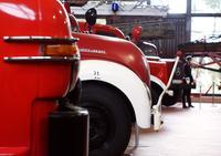 Feuerwehrmuseum - Fahrzeuge