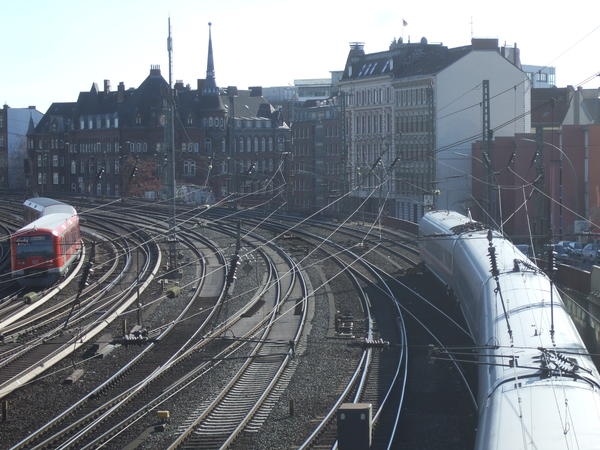 Bahnhof HH 02
