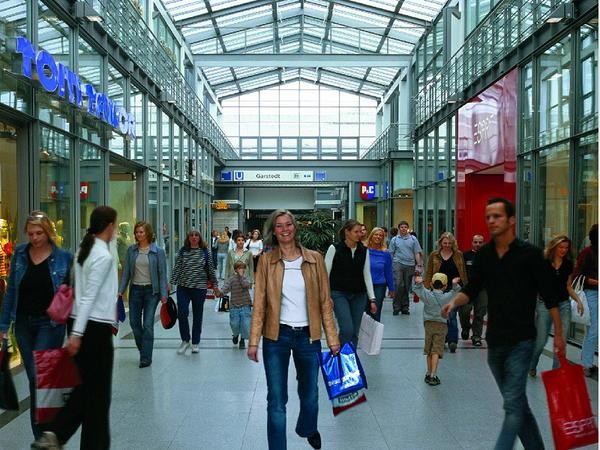 Einkaufen in norderstedt
