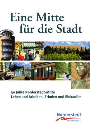 Broschüre Norderstedt Mitte