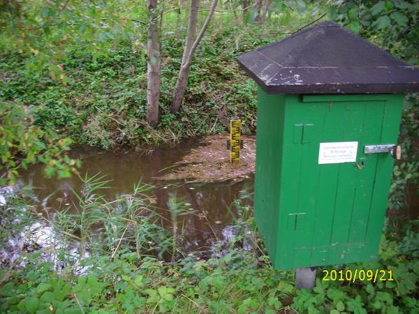 Ebene 3-Gewässergüte