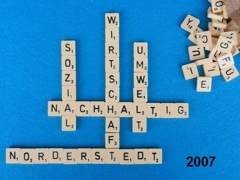 Scrabble Nachhaltig2007