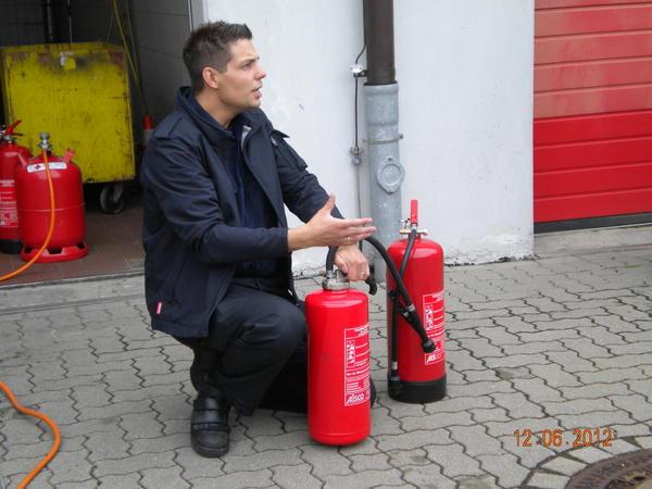 Brandschutzhelfer Ausbilder DMO