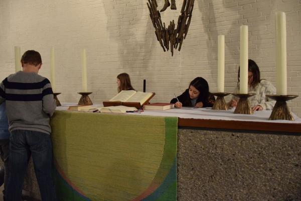 Schulprojekt Religion_1_c_Stadtmuseum Norderstedt