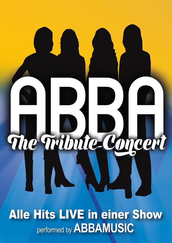ABBA - The Tribute Concert 29.01.2021
